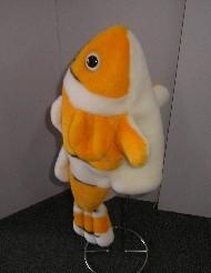 CLOWN FISH - HAND PUPPET