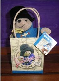 PADDINGTON BEAR - IN A BAG