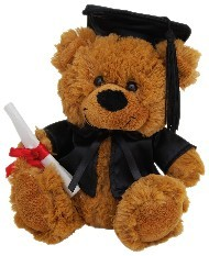 JELLY <br>GRADUATION BEAR