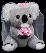 WEDDING - KOALA BRIDE