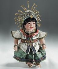 DOLLS OF THE WORLD - YANA