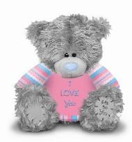 LOVE - TATTY TEDDY - LOVE YOU