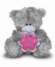FRIENDSHIP - TATTY TEDDY - FRIENDS