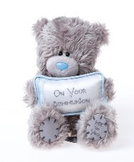 COMMUNION - TATTY TEDDY