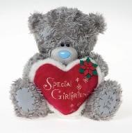 CHRISTMAS - TATTY TEDDY