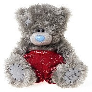 LOVE - TATTY TEDDY - IN BOXERS