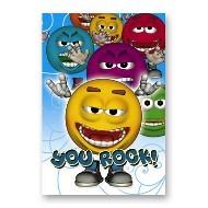 ONE $ KOALA CARD - YOU ROCK
