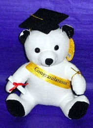 GRADUATION - SIGNATURE BEAR