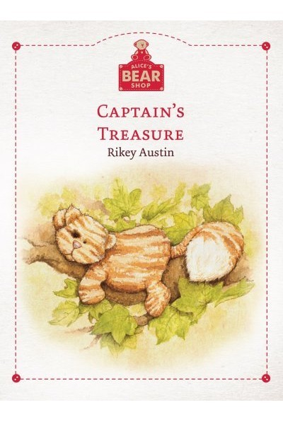 BOOK - CAPTAIN'S TREASURE