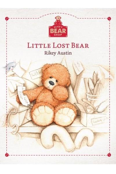 BOOK - LITTLE LOST BEAR