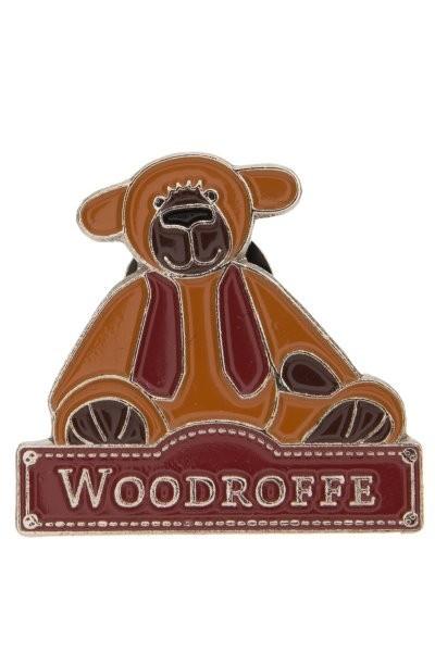 PIN - WOODROFFE