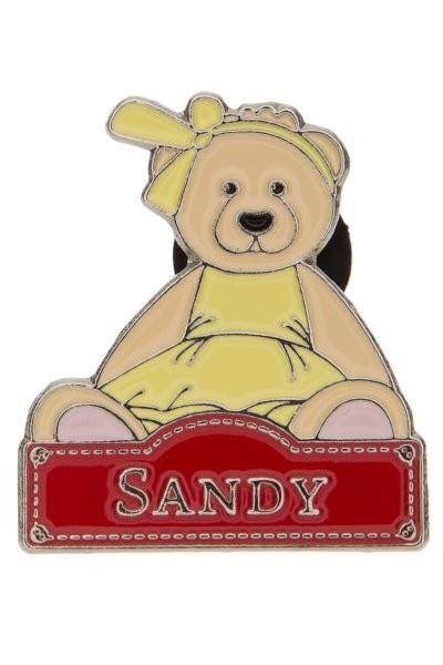 PIN - SANDY