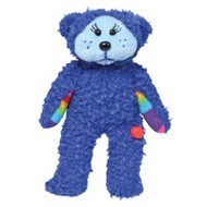 BK - INDIGO THE RAINBOW BEAR