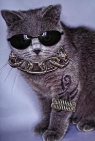 ONE $ KOALA CARD - BAD KITTY