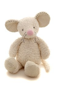 CHARLIE BABY - MARLEY THE MOUSE