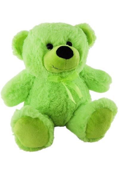 JELLY BEAR - LIME GREEN