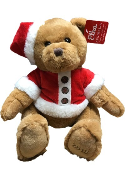 2018 CHRISTMAS BEAR
