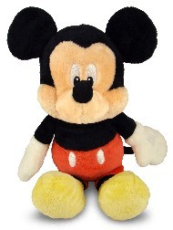 RAG DOLL - MICKEY MOUSE