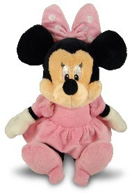 RAG DOLL - MINNIE MOUSE