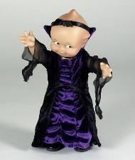 KEWPIE DOLL - VINYL - COUNTESS