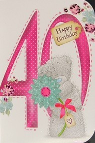 ME TO YOU - 40TH BIRTHDAY