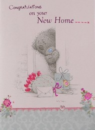 ME TO YOU - NEW HOME