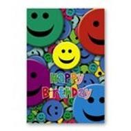 ONE $ KOALA CARD - SMILEYS