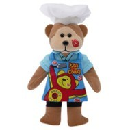 BK - BURNIE THE BBQ DAD BEAR