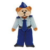 BK - AARON THE AIR FORCE BEAR