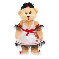 BK - GLORIA THE ROCKABILLY BEAR