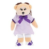 BK - LAUREN SUMMER HOLIDAY BEAR