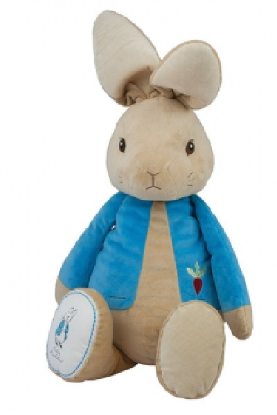 BEATRIX POTTER - MY FIRST PETER RABBIT - JUMBO