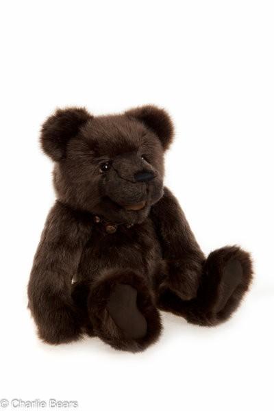 HAND PUPPET - BRIAN BEAR