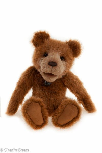 HAND PUPPET - NEIL BEAR