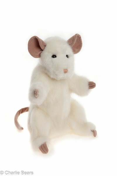 HAND PUPPET - SNIFF MOUSE