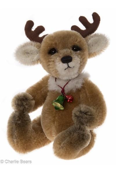 CHRISTMAS KEYRING - RUDI