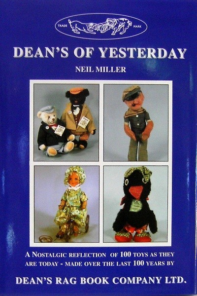 BOOK - DEANS OF YESTERDAY