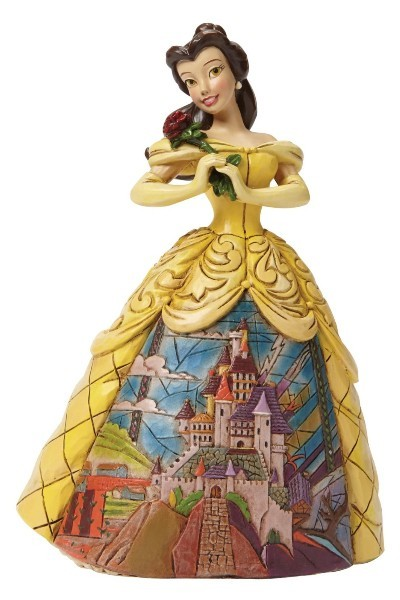 CASTLE DRESS - BELLE