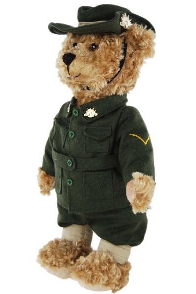 WORLD WAR 1 - DIGGER BEAR