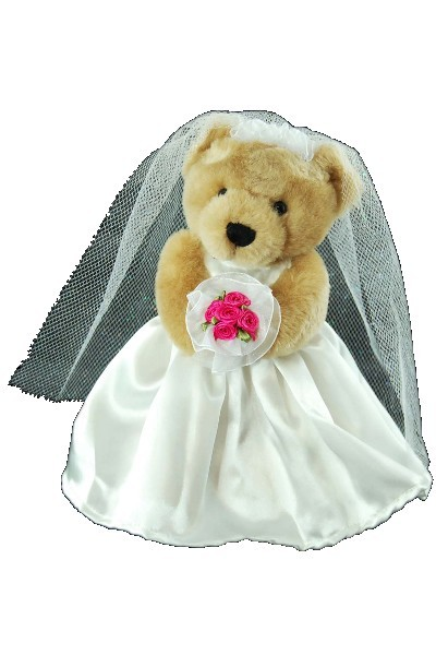 WEDDING - BRIDE BEAR