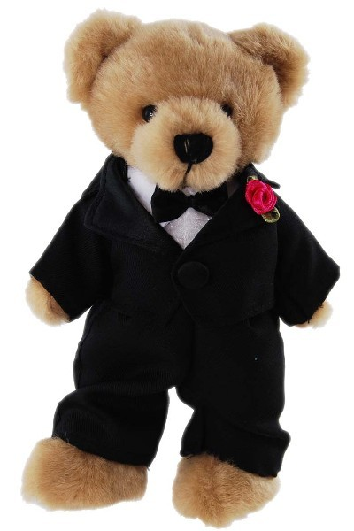 WEDDING - GROOM BEAR