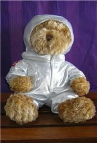 SPACEMAN BEAR