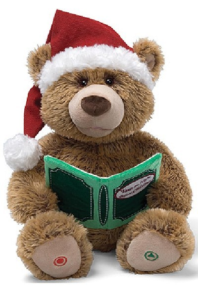 INTERACTIVE STORYTIME BEAR
