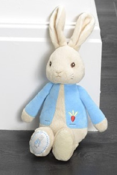 BEATRIX POTTER - MY FIRST PETER RABBIT