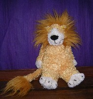 LION - JELLYCAT