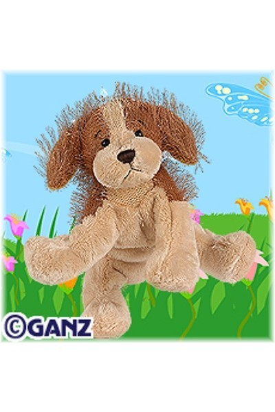 WEBKINZ DOG - COCKER SPANIEL