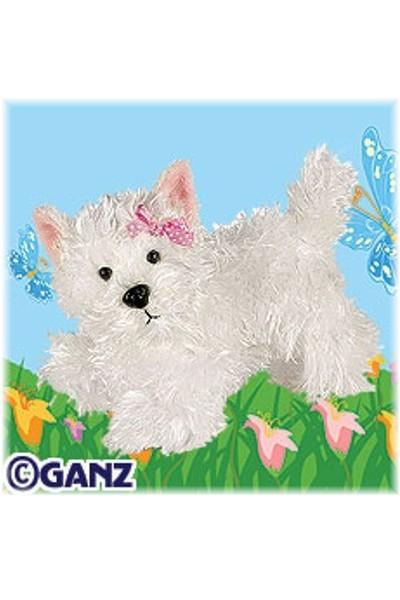 WEBKINZ DOG - TERRIER