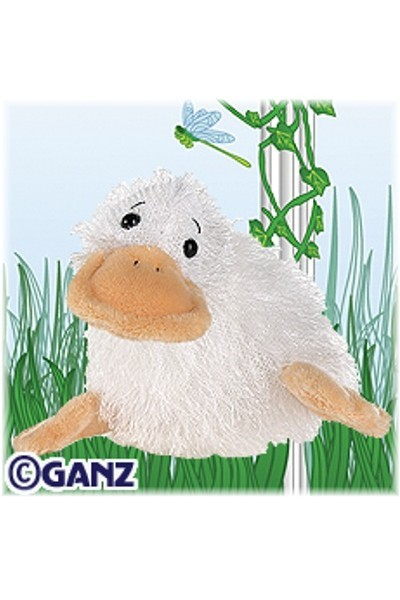 WEBKINZ DUCK - GOOGLES