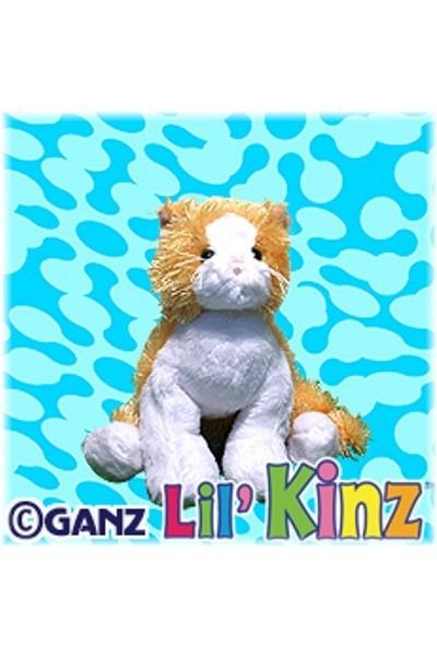 LIL'KINZ CAT - ORANGE