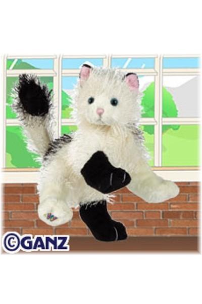 WEBKINZ CAT - DOMINO